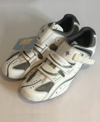 Ladies cycling shoes