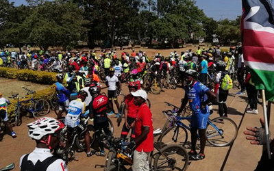 Cycling in the slums – a force for good